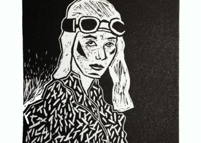 Amelia Eahart, l'aviatrice