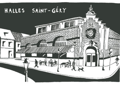 Halles St-Gery